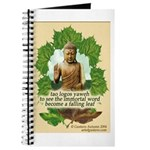 Buddha Leaf Journal