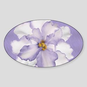 Opulent Orchid Sticker