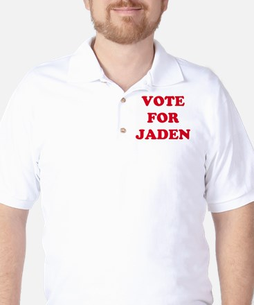 VOTE FOR JADEN  Golf Shirt
