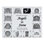 Angels in Stone Wall Calendar
