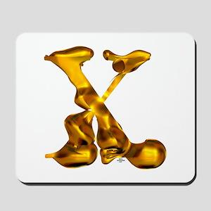 Blown Gold X Mousepad