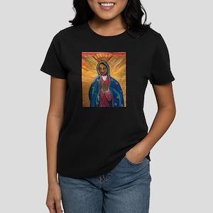 Guadalupe2 Women's Dark T-Shirt