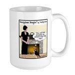 Official Sleepytown Beagles. Large Mug Mugs