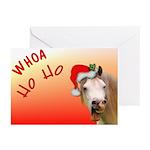 Ho Ho Horse Xmas Cards (Pk of 10)