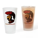 The Spartan 2 Drinking Glass