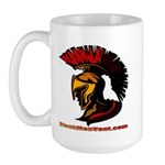 The Spartan 2 Large Mug