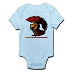 The Spartan 2 Infant Bodysuit