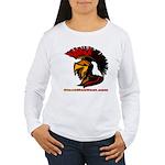 The Spartan 2 Women's Long Sleeve T-Shirt