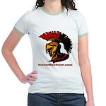 The Spartan 2 Jr. Ringer T-Shirt