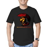 The Spartan 2 Men's Fitted T-Shirt (dark)