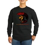 The Spartan 2 Long Sleeve Dark T-Shirt