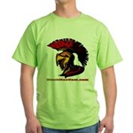 The Spartan 2 Green T-Shirt