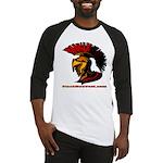 The Spartan 2 Baseball Jersey