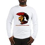 The Spartan 2 Long Sleeve T-Shirt