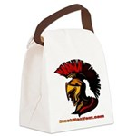 The Spartan 2 Canvas Lunch Bag