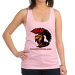 The Spartan 2 Racerback Tank Top