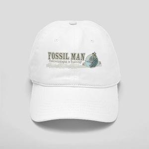 Fossil Man Cap