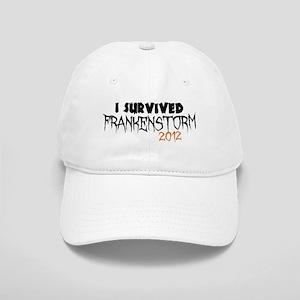 I Survived Frankenstorm Cap