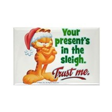 Trust Me Rectangle Magnet (10 pack)