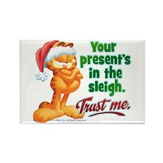Trust Me Rectangle Magnet (100 pack)