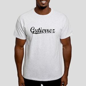 Gutierrez, Vintage Light T-Shirt