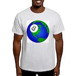 Random World Order Ash Grey T-Shirt