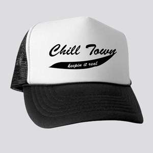 Chill Town Trucker Hat