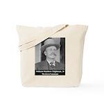 Marshal Bill Tilghman Tote Bag
