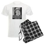 Marshal Bill Tilghman Men's Light Pajamas