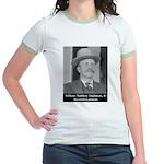 Marshal Bill Tilghman Jr. Ringer T-Shirt