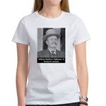 Marshal Bill Tilghman Women's T-Shirt