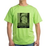 Marshal Bill Tilghman Green T-Shirt