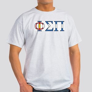Phi Sigma Pi CO Light T-Shirt