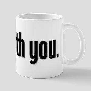feth you black Mug