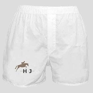 h/j horse Boxer Shorts