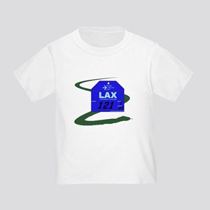 Snakes on a Plane LAX Toddler T-Shirt