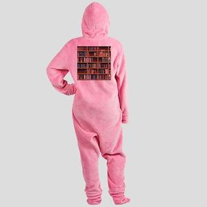 Bookshelf Footed Pajamas