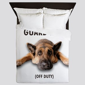 Guard Dog Queen Duvet