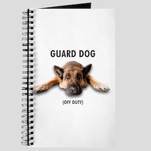Guard Dog Journal