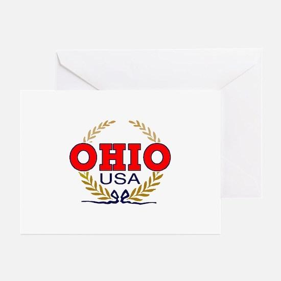 OHIO Greeting Cards (Pk of 10)