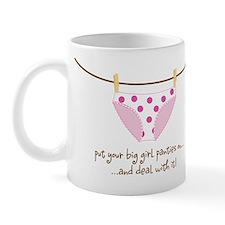 panties Mug