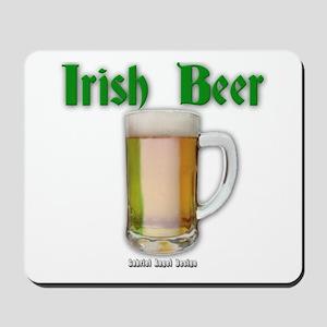 Irish Beer Mousepad
