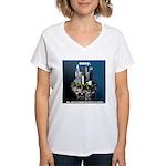 easy Women's V-Neck T-Shirt