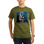 easy Organic Men's T-Shirt (dark)