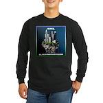 easy Long Sleeve Dark T-Shirt