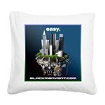 easy Square Canvas Pillow