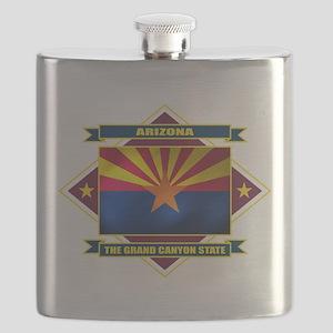 Arizona diamond Flask