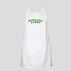 World Peas BBQ Apron