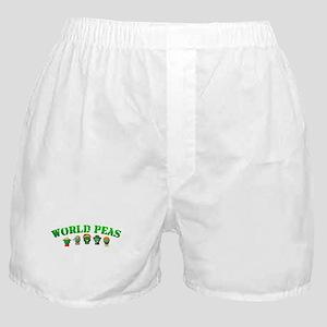 World Peas Boxer Shorts