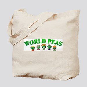 World Peas Tote Bag